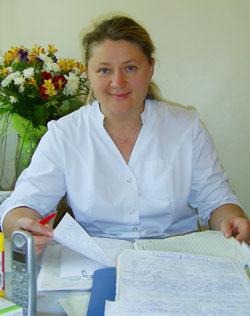 Дробинина Анжелика Геннадьевна