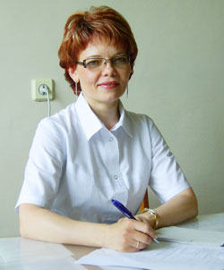 Антосева Ирина Юрьевна