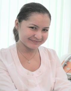 Лихачева Альфия Абдуллаевна