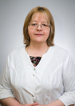 Старший ординатор, врач-педиатр Саблина Елена Ивановна