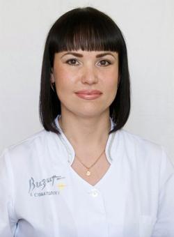 Шувалова Елена Борисовна