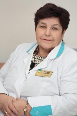 Лавлинская Вера Ивановна