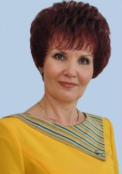 Шекланова Елена Васильевна