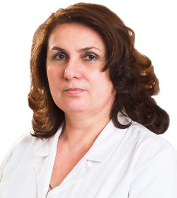 Кокоришвили Манана Арчиловна
