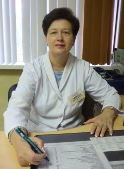 Ушакова Ирина Николаевна