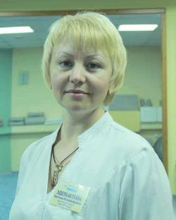 Эдельштейн Светлана Владимировна