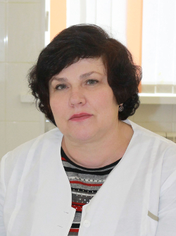 Тарасова Людмила Бернардовна
