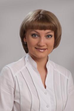 Зарубина Елена Игоревна