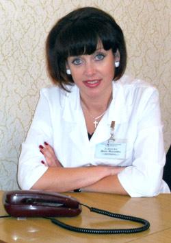 Зайцева Ирина Николаевна