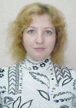Никонова Светлана Евгеньевна