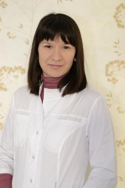 Шакирова Лилия Камилевна