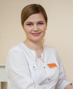 Лазарева Ольга Вячеславовна