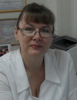 Борисова Оксана Михайловна