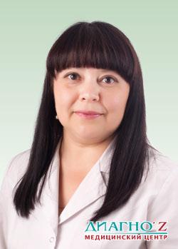 Пахарькова Ирина Лутфулловна