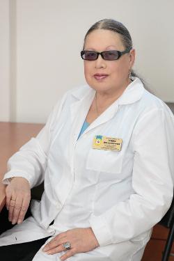 Балдина Наталья Сергеевна