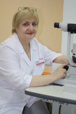 Бритнер Наталья Леонидовна