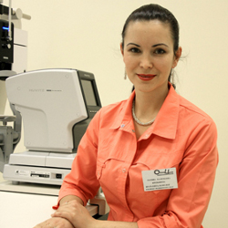 Крепышева Марина Валерьевна