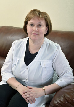 Ворошина Наталья Владимировна