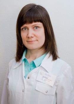 Шевякова Ирина Евгеньевна