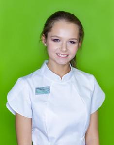 Крылосова Елизавета Сергеевна