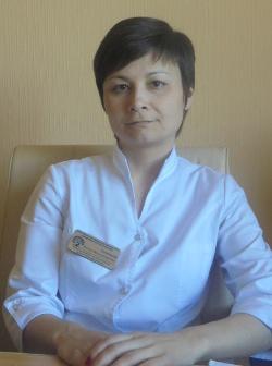 Лозовая Елена Владимировна