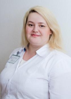 Сергеева Евгения Александровна