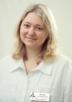 Минина Елена Евгеньевна