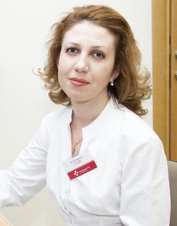 Устьянцева Анна Владимировна