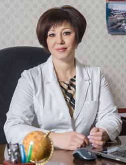 Камынина Любовь Анатольевна