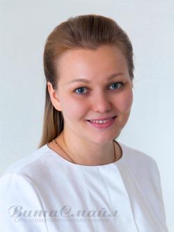 Воронина Евгения Сергеевна