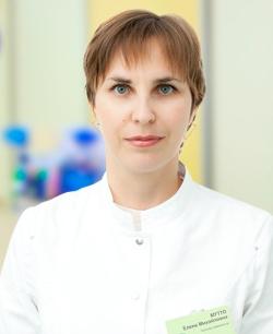 Мутто Елена Михайловна