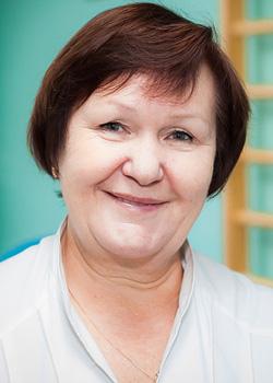 Боброва Нина Александровна