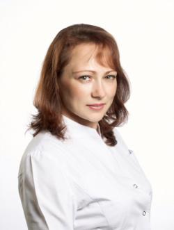 Буря Елена Сергеевна
