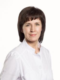 Шишканова Любовь Васильевна
