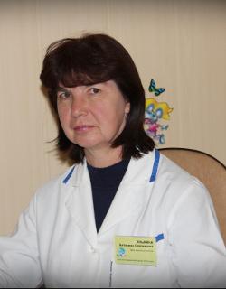 Хныкина Антонина Степановна