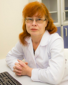 Рязанова Ирина Михайловна