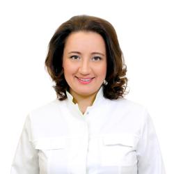Гафурова Дина Наилевна
