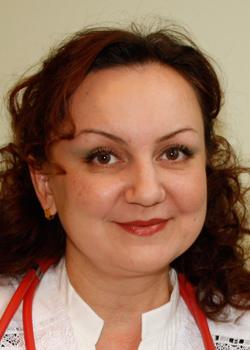 Аминова Евгения Олеговна