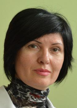 Барковская Ирина Робертовна