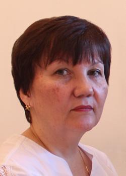 Марышева Ирина Валентиновна