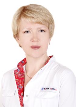 Короткова Оксана Владимировна