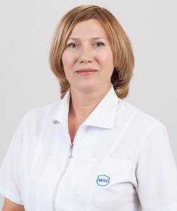 Гузь Людмила Федоровна