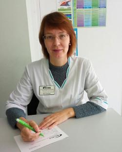 Зарипова Елена Сергеевна