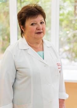 Балицкая Тамара Васильевна