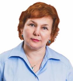 Эрлихман Ирина Петровна