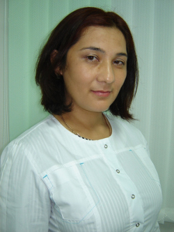 Касымова Нилюфар Шермахаматовна
