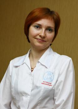 Бесштанко Светлана Витальевна