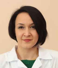 Харькова Анна Николаевна