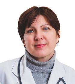 Василенко Милада Михайловна
