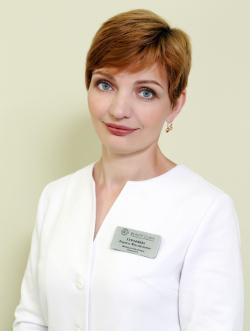 Туранина Лариса Михайловна